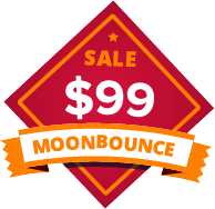 $99 Dollars Moonbounce