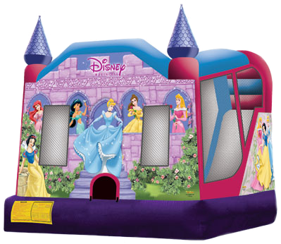 Princess Combo Castle