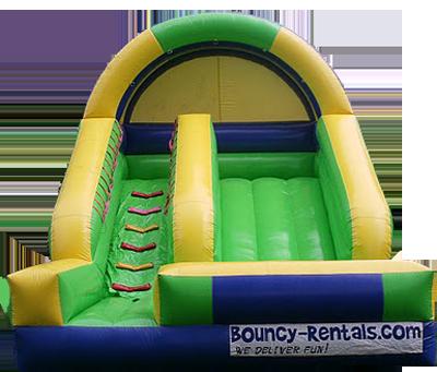 Double Fun Slide