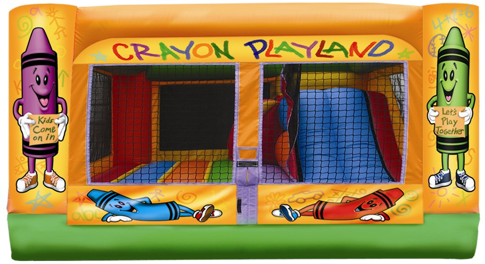 Crayon Playland Mini Combo