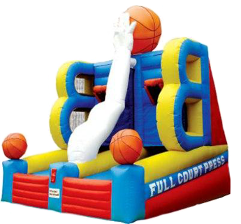 Full Court Press Inflatable
