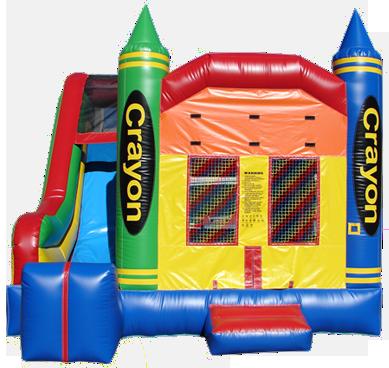 Crayon Combo Castle