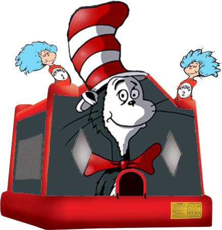 The Cat in the Hat Bounce