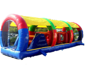 Covered Obstacle Course