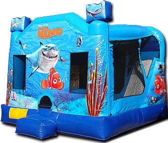 Finding Nemo Moonbounce combo