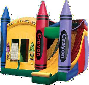 Crayon Combo Castle DC