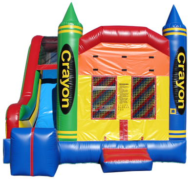 Crayon Combo Castle