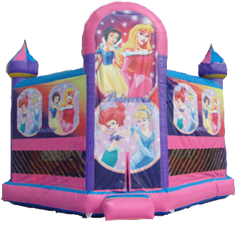 Princess Wonderland Jump