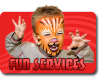 Face Painting, Glitter Tatoo and More...