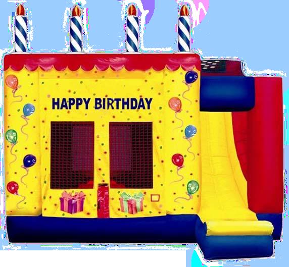 Birthday Cake Combo