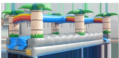 Tropical Double Slip-N-Slide