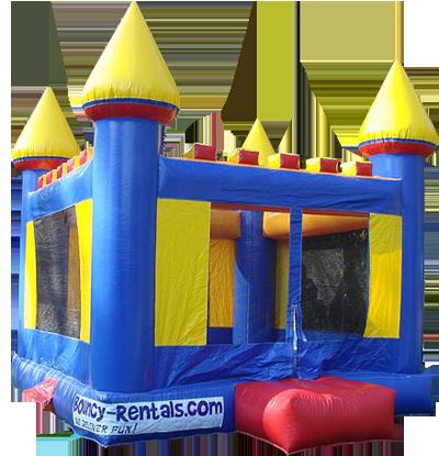 Magic Blue Castle