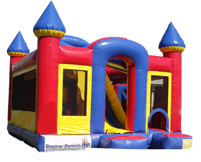 Obstacle Combo Castle