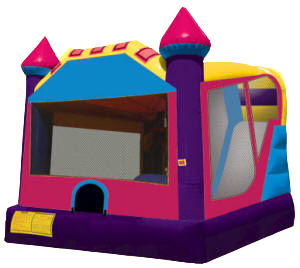 Pink Combo Castle