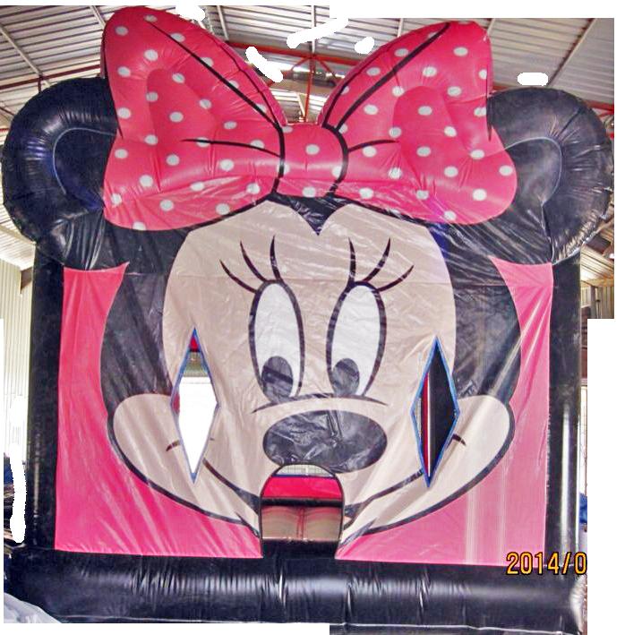 Mickey Minnie Bounce