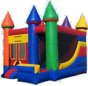 Colorido Combo Castle