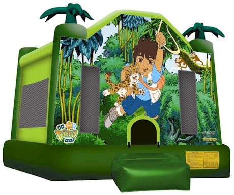 Go Diego Bouncer