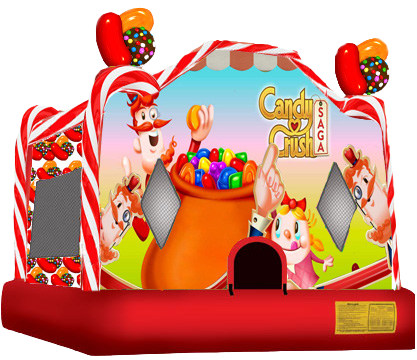Candy Crush Moonbounce