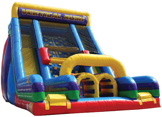Vertical Rush Inflatable Obstacle Course