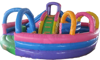 Inflatable Playground Fantasy