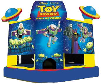 Toy Story Large Bounce