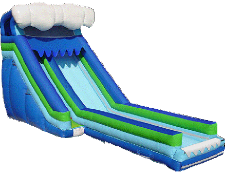 Water Slide Adventure