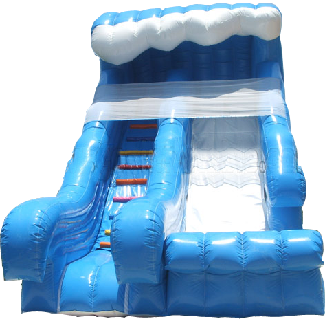 Ocean Wave Water Slide