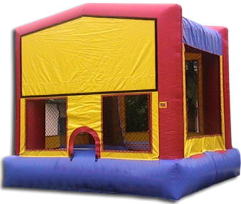 Themed moonbounce
