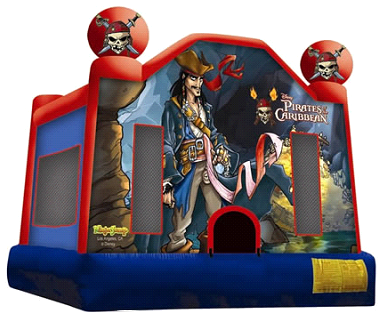 Pirates Moonbounce