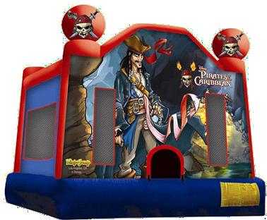 Pirates Moonbounce