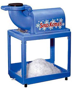 Snow Cone Machine